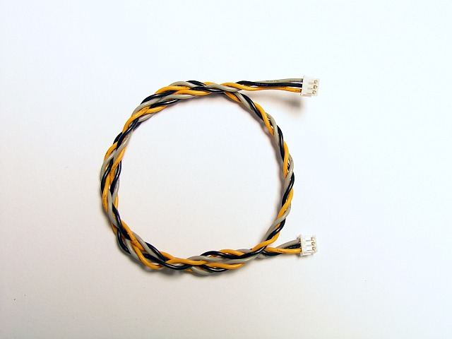 "Ultra-Twist JST PH female to JST PH female cable (12"")"