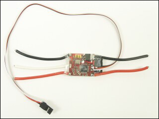 18A speed controller (auto)