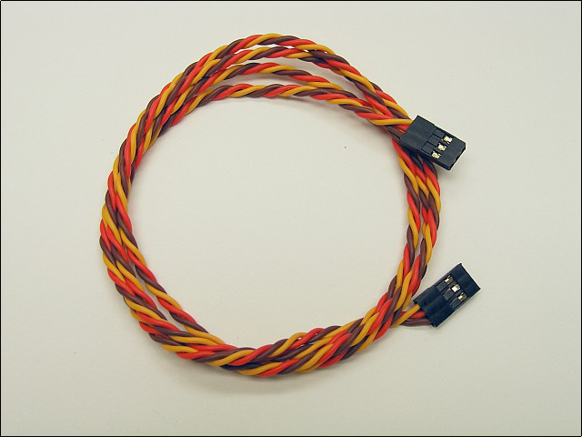 "Ultra-Twist JR female to female cable (37"")"